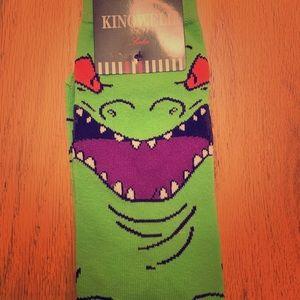 Reptar socks